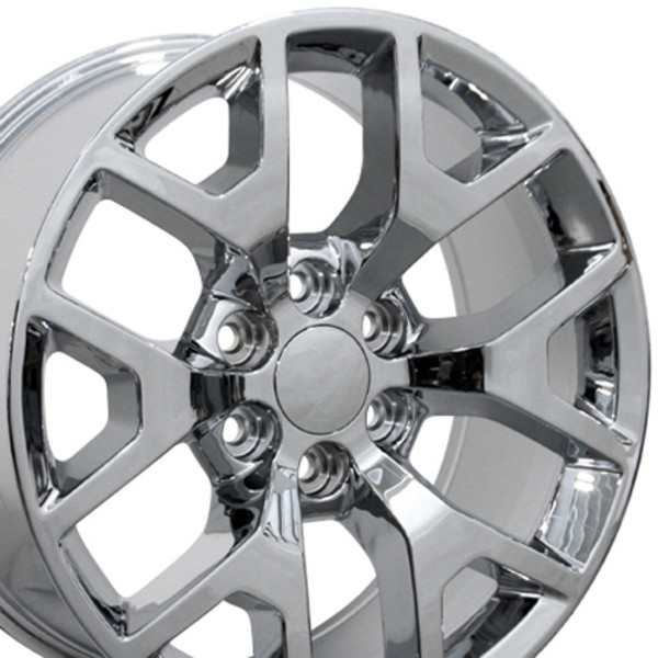 "Honeycomb Wheels Tahoe 5656 C 20"""
