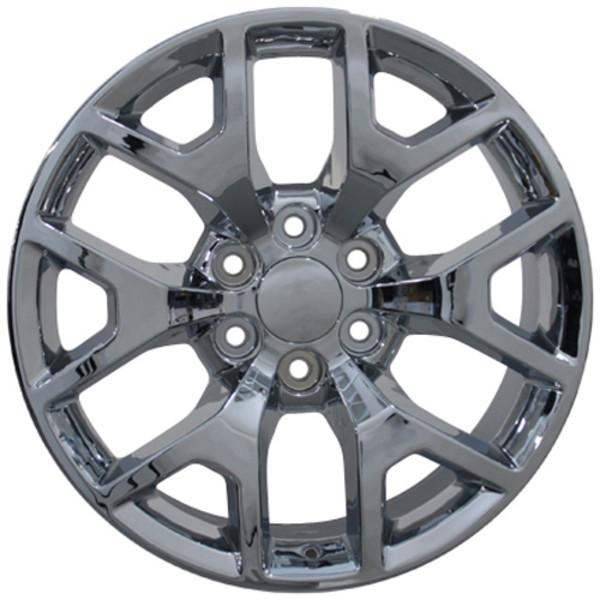 Honeycomb Wheels Silverado 5656 C