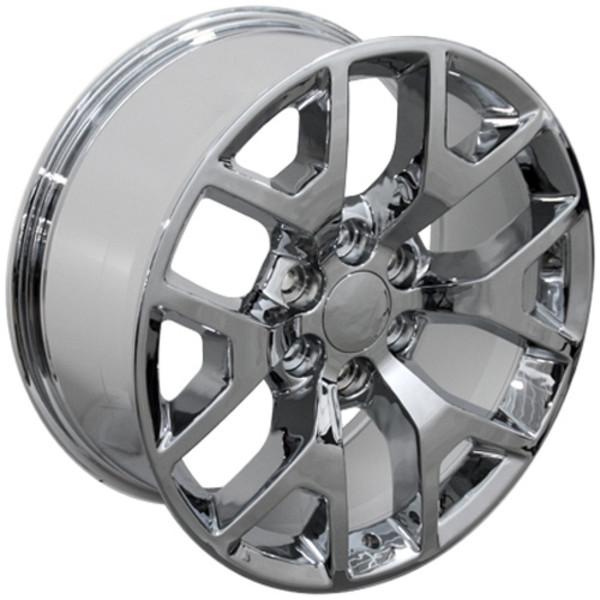 """Honeycomb Wheels Sierra 5656 C 20"""""""