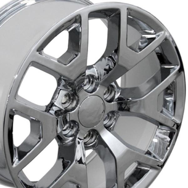 20x9 Replica GMC Wheels