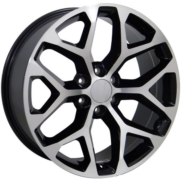 CK156 Snowflake Wheels 5668 Sierra