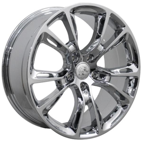 20 inch chrome rims fit jeep grand cherokee jp16 replica wheels. Black Bedroom Furniture Sets. Home Design Ideas