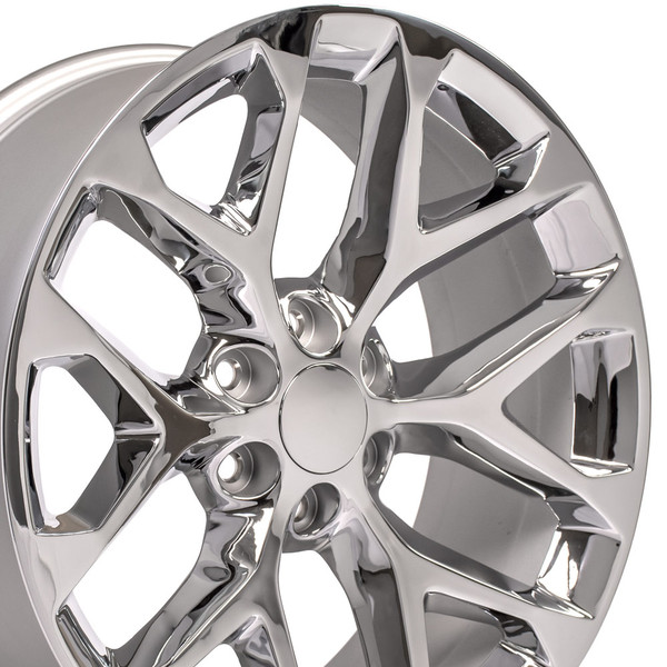 Rims to fit Chevy Silverado