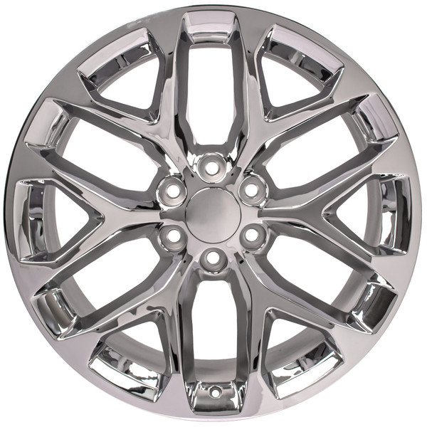 Rims to fit Chevy Tahoe