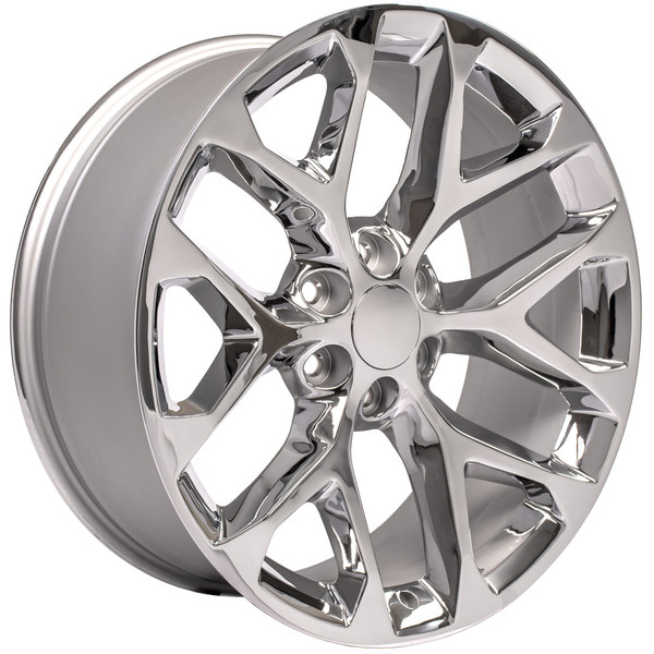 Rims to fit GMC Yukon