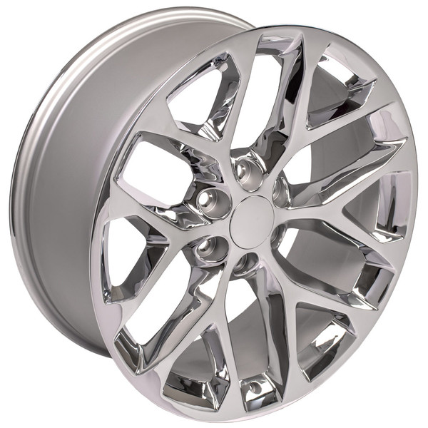 Rims to fit GMC Sierra