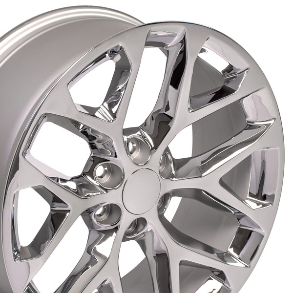 Rims to fit Cadillac Escalade