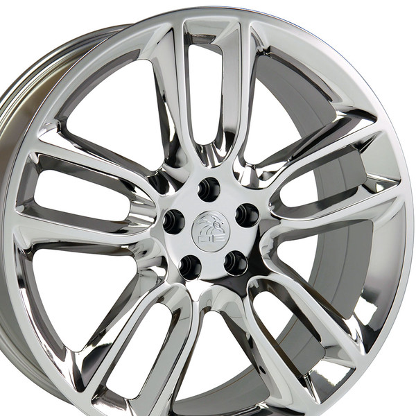 Fits Ford Edge Wheels Pvd Chrome X Set