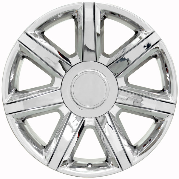 Cadillac Escalade Chrome Wheel Replica CA87 24x10