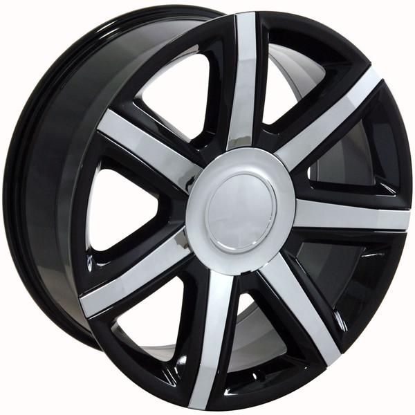 Cadillac Escalade Wheels