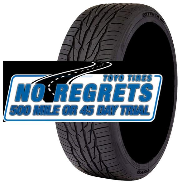 Toyo Extensa Tire 245-45-17