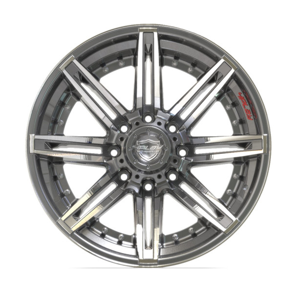 4PLAY F250 8 lug wheels