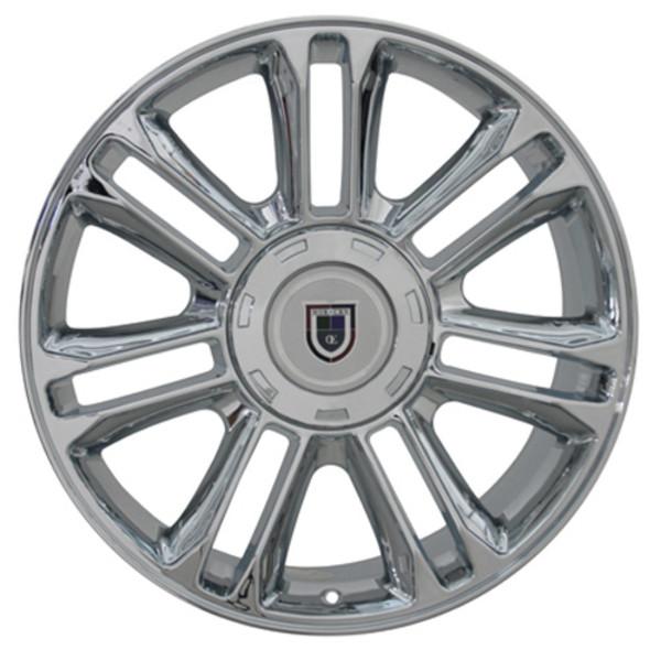 Cadillac Escalade Style Replica Wheels Chrome 22x9 SET