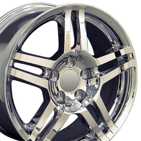 17x8 Chrome rims for Acura TL