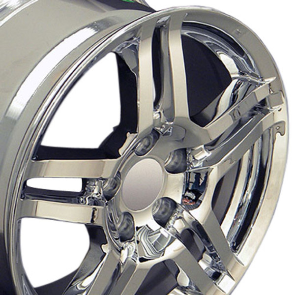 17x8 Chrome rims for Honda Accord