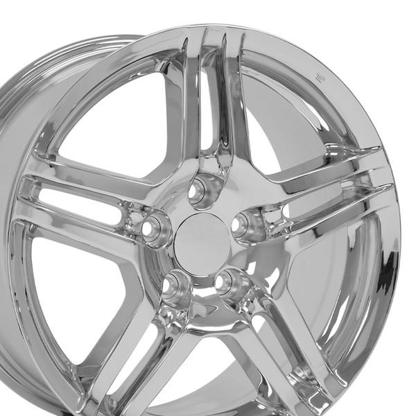 Acura TL Style Replica Wheel Chrome 17x8