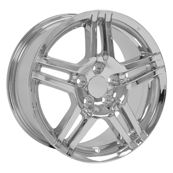 "17"" Wheel For Acura TL AC04 17x8 Chrome Rim"