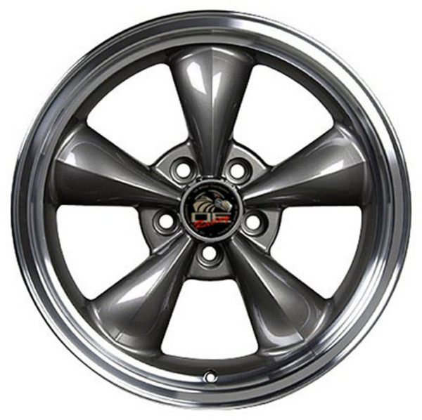 Anthracite Bullitt Wheels