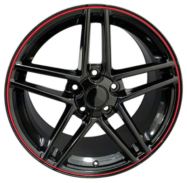 C6 Z06 Rims Wheels