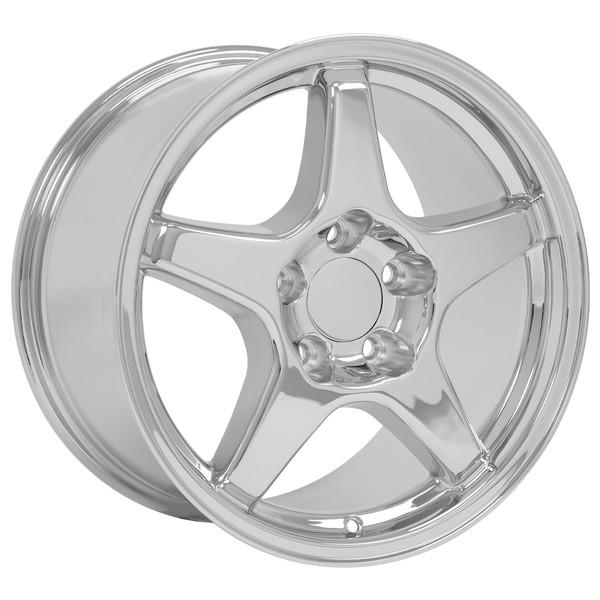 17x9.5 wheel tire set Camaro