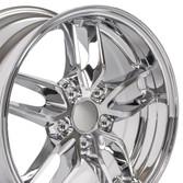 Corvette Camaro Stingray Style Rims