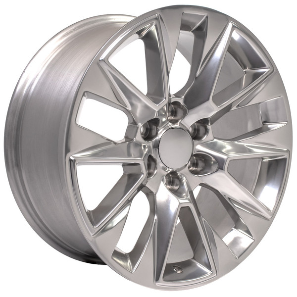 Chevy Silverado LTZ Wheels