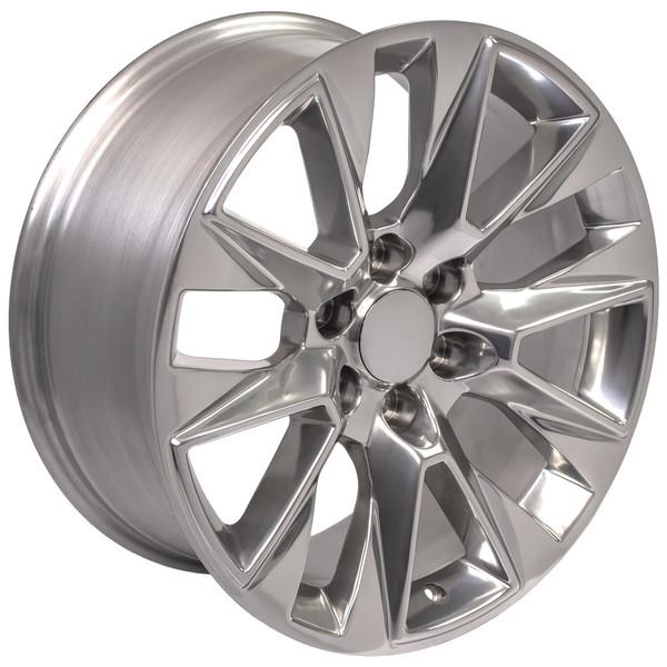 Silverado LTZ Wheels