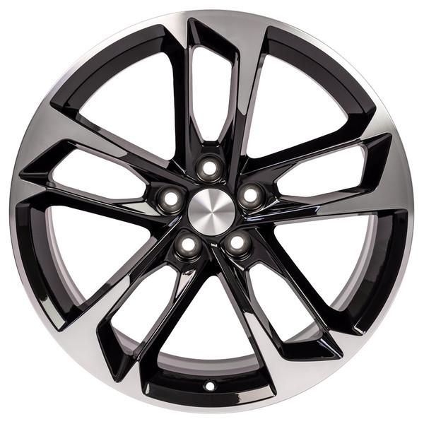 Camaro Wheels 50th Hollander 5815