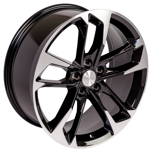 Camaro Rims 50th Hollander 5815