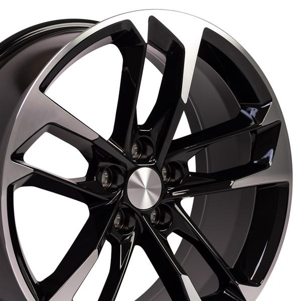 50th anniversary Camaro wheel set