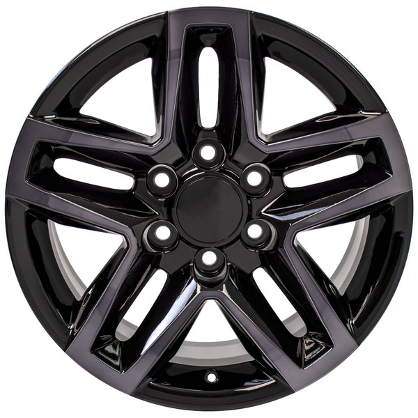 Trail Boss wheels for silverado