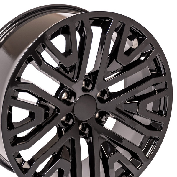 Next Gen Silverado Sierra Wheels