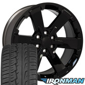 Wheel And Tire Packages From Oe Wheels