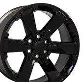 chevy rally wheels