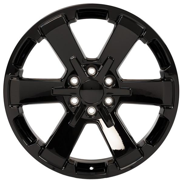 Hollander 5662 Chevy Rally Wheel