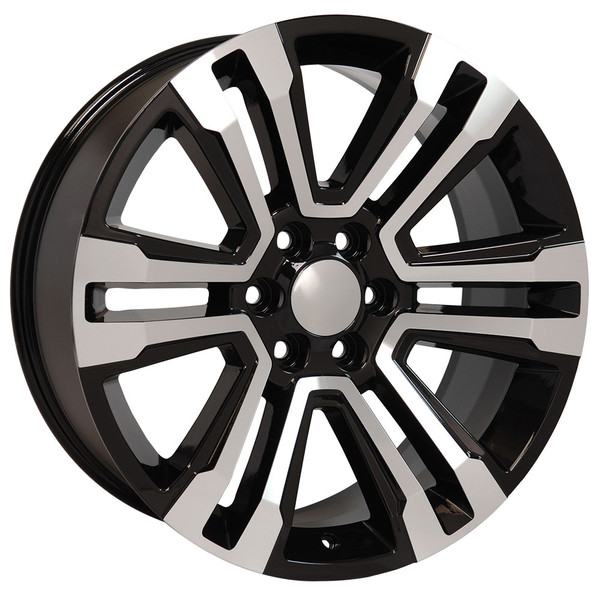 22 inch Yukon Denali Wheel