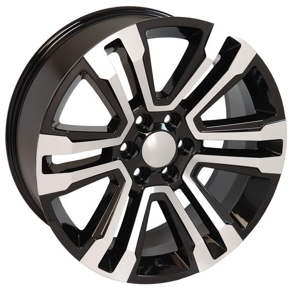 Yukon Denali Wheel