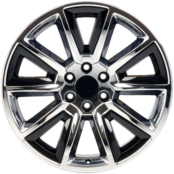 20 inch Tahoe Wheels Hollander 5696