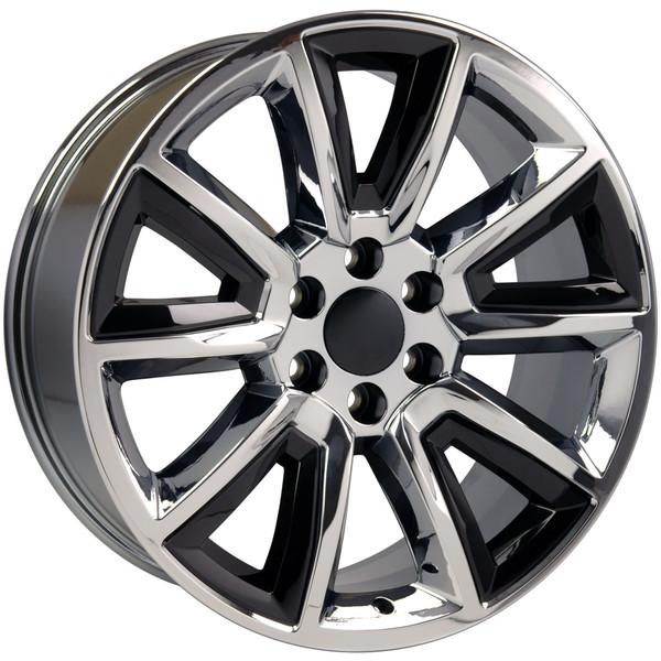 Chevy Tahoe Wheels Hollander 5696
