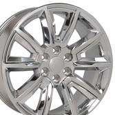 Chevy Tahoe Wheels