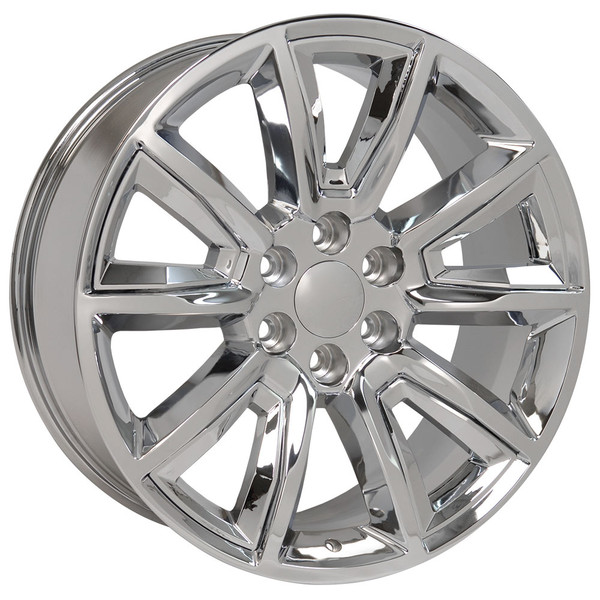 Rims for Chevy Tahoe