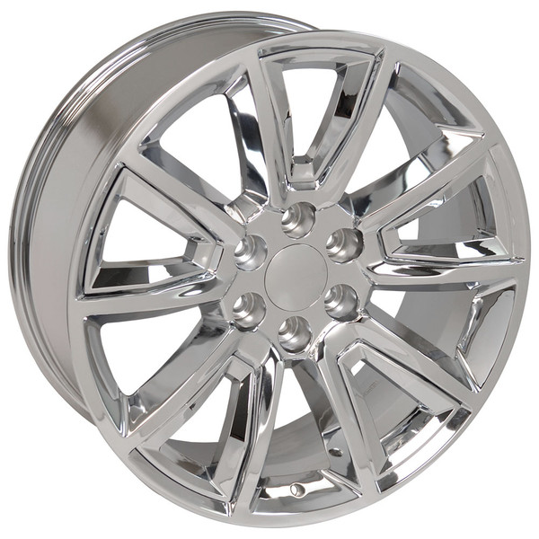 Wheels for Chevy Tahoe