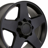 Rims for 8 lug silverado