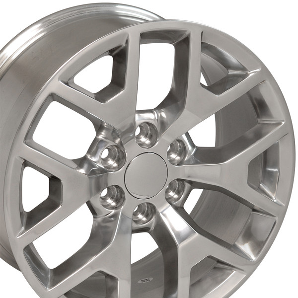 Honeycomb Rims for Silverado P 5656