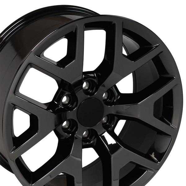 Honeycomb Rim 5656 22 inch Black