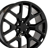 "24"" Honeycomb Rim Chevy Tahoe 5656"
