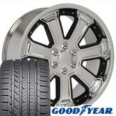 22 inch rims and tires Silverado DD