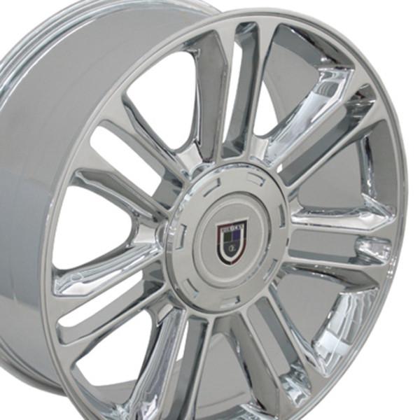 Cadillac Escalade Style Replica Wheel Chrome 20x9