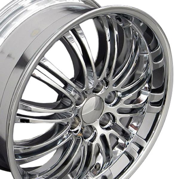Cadillac Escalade Style Replica Wheel Chrome 22x9