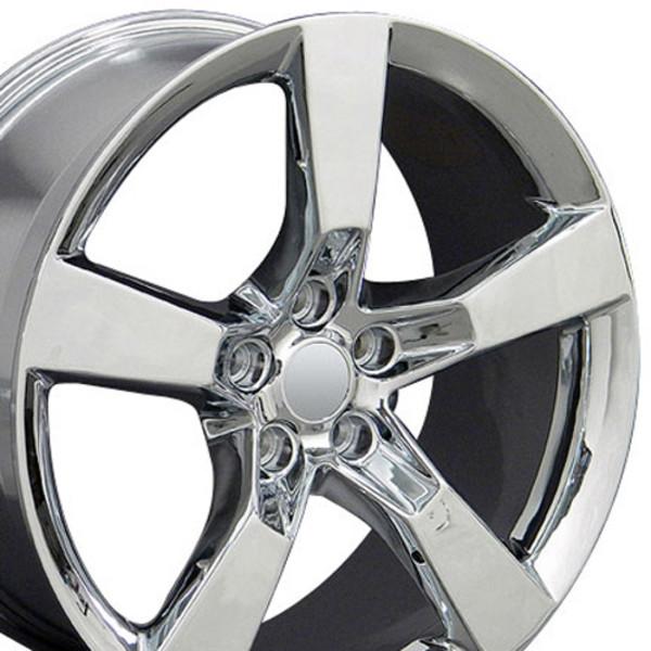 Chevrolet Camaro SS Style Replica Wheel Chrome 20x9